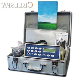 #1 TOP USA BRAND Cell Spa® DETOX MACHINE CELL ION IONIC FOO