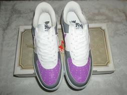 Bathing Ape Bape Sta Foot Soldier Gray Purple 2005FS-001 NYC