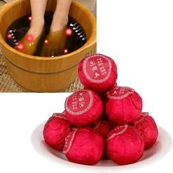 Chinese Medicine Foot Care Bath Spa Bubble Soaking Foot Powd