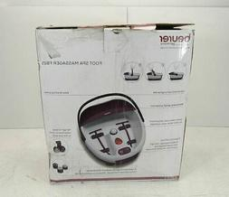 Beurer Foot & Hand Care Spa, Bath Massager, Water Tempering,