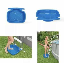 Intex Foot Bath for Pool Ladder *BRAND NEW SHIPS TODAY*