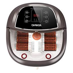 Foot Spa Bath Massager with Fast Heating Automatic Massage P