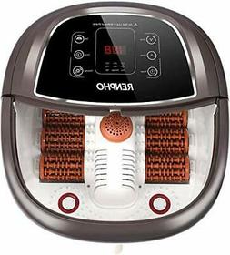 Foot Spa Bath Massager With Fast Heating Automatic Powerful