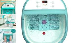 Foot Spa Bath Massager with Heat - Feet Soaking Tub Features