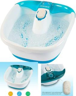 Foot Spa Feet Bath Jets Massager Machine Soaker Toe-Touch Co