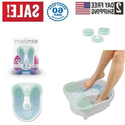 Foot Spa For Adults Kids Feet Pedicure Massager With Bubbles