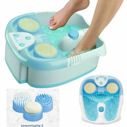 Foot Spa Pedicure Hot Water Tub Massage Bath Soak Feet Relax