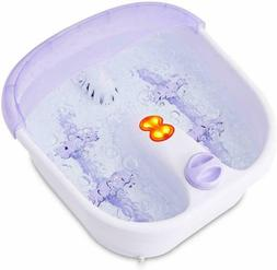 giantex foot spa bath massager with heat