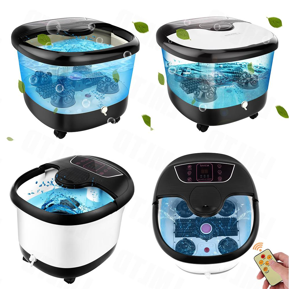 500w 110v foot spa bath massager automatic