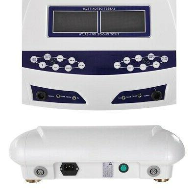 Dual Spa Colored Ionic Cleanse Machine