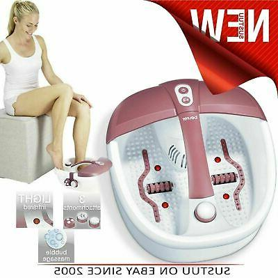 fb35 relaxing aroma therapy foot spa