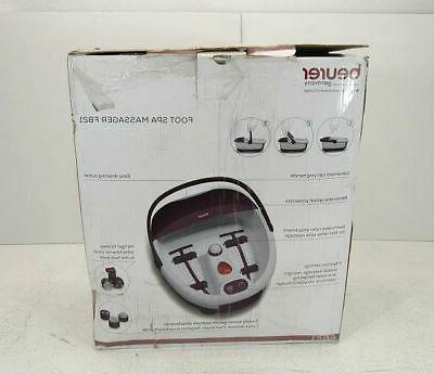 foot and hand care spa bath massager