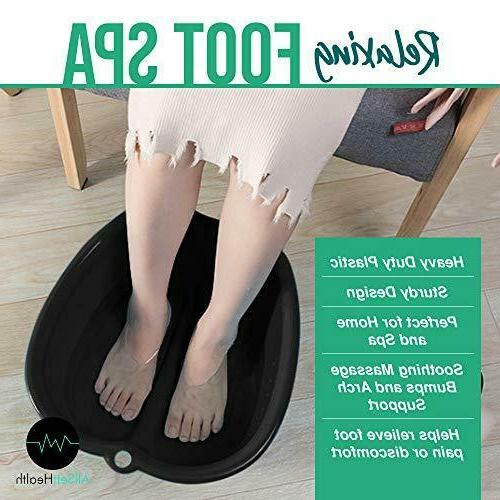 Foot Soaking – Size for Soaking Feet and