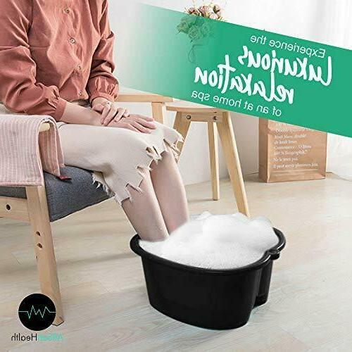 Foot – Large for Soaking | and Tu