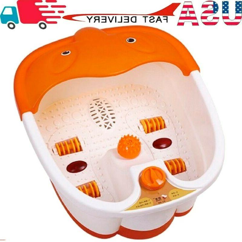 home use foot spa bath massager