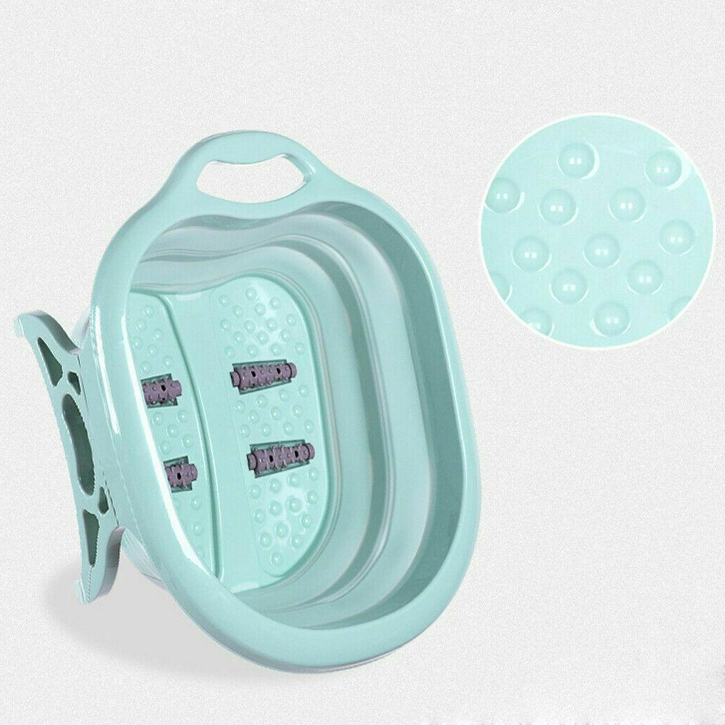 Portable Folding Spa Thick Foot US