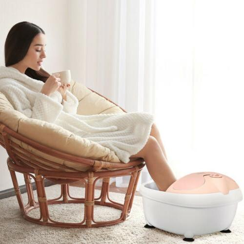 Portable Foot Spa Massager Vibration