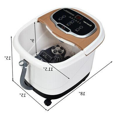 Portable Foot Motorized Massager Home