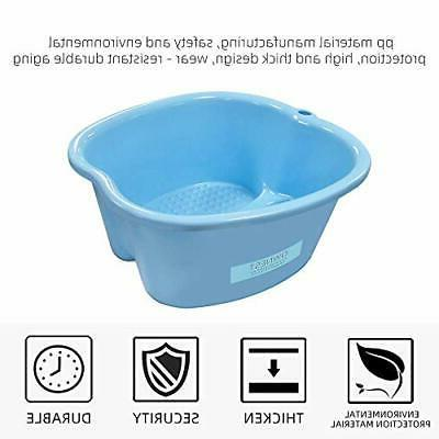 Portable Spa Soaking With Massage Dots Relaxer
