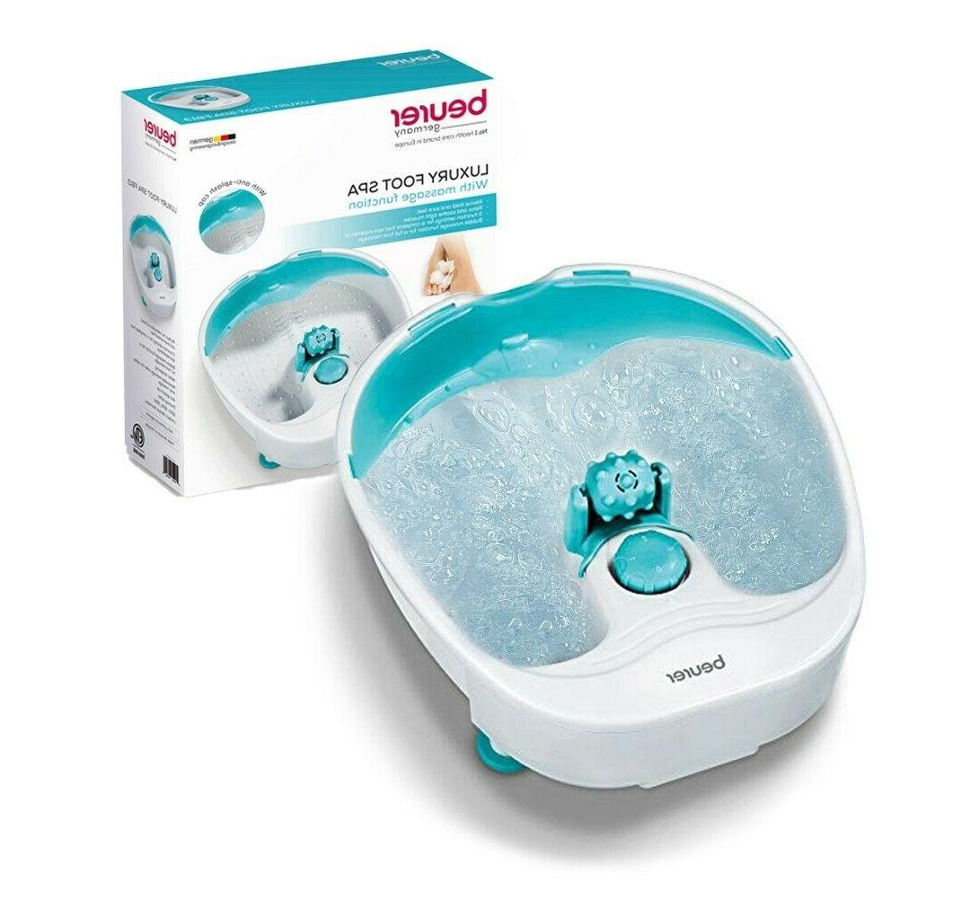 relaxing foot spa massager a professional quality