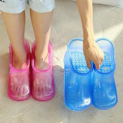 Male Foot Bath Massage Boots Household Relaxation Slipper Sh