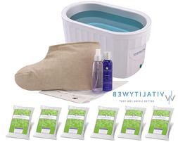 NEW Therabath Professional Paraffin ThermoTherapy Heat Bath