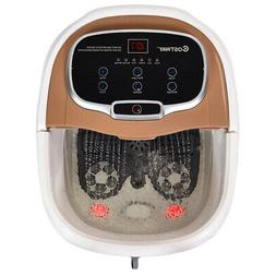 Portable Foot Spa Bath Motorized Massager Electric Feet Salo