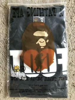 T Shirt A Bathing Ape Foot Soldier Dead Stock Size L