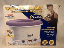 Dr. Scholl's Thermal Therapy Quick-Heat Paraffin Bath