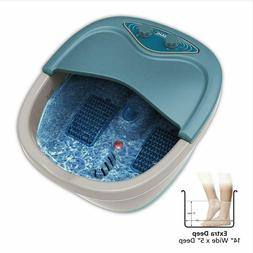 Wahl Therapeutic Extra Deep Foot  Ankle Heated Bath Spa - He